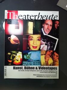 Theater heute, August/September 2007